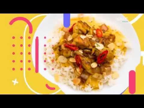 حلقه خاصه عن الشيش طاووق | ساره عبد السلام | سنه اولي طبخ | pnc food