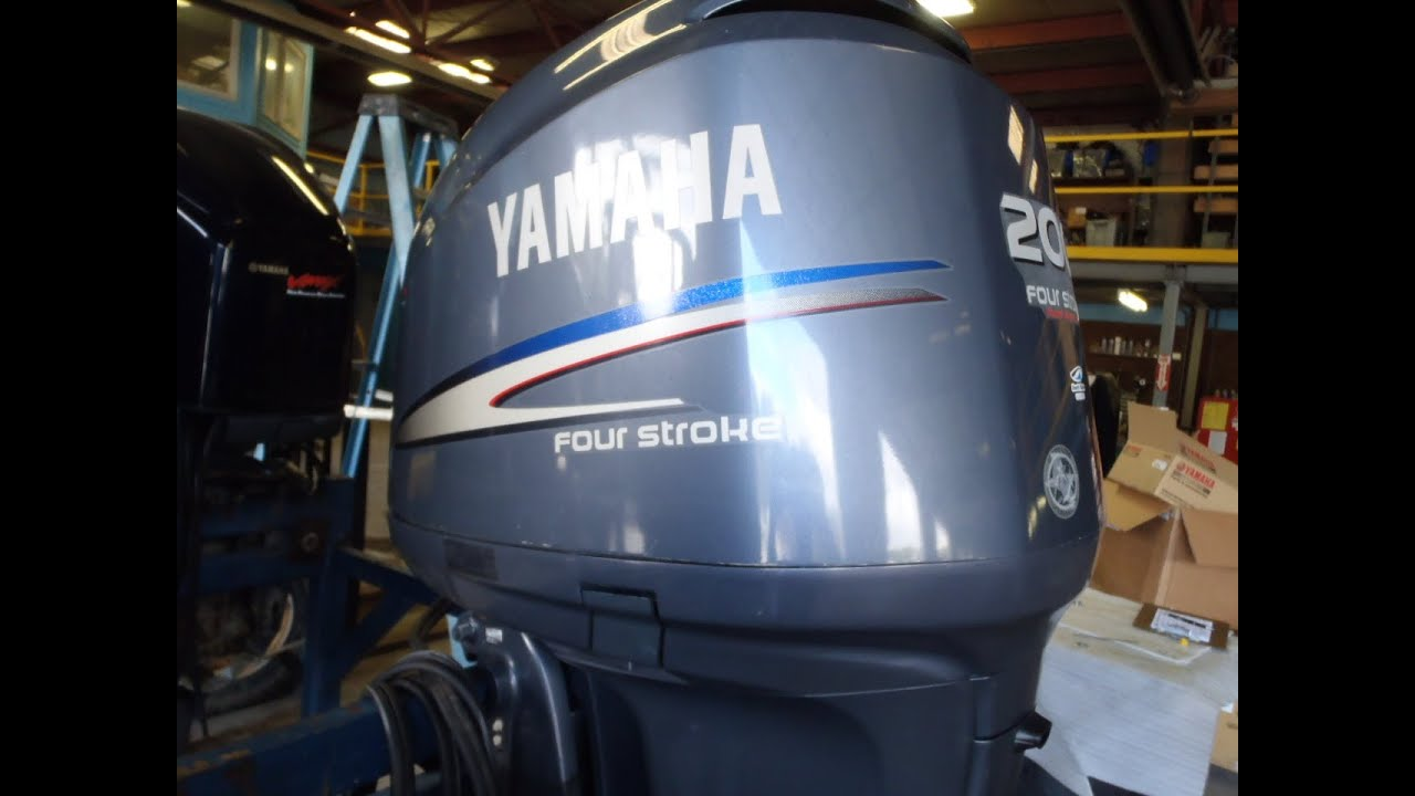 6m3108 used 2006 yamaha f200txr 200hp 4 stroke outboard for Yamaha 250 four stroke