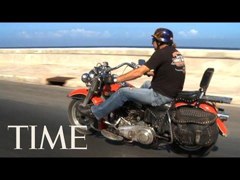 Cuba & Harley-Davidson: A Rocky Love Affair | TIME