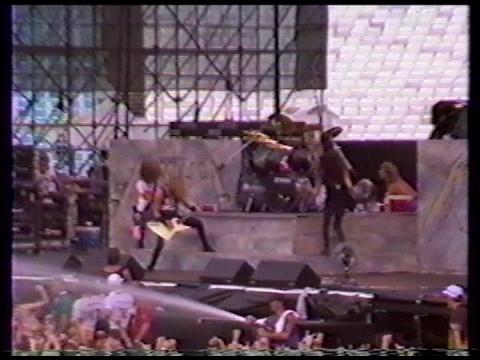 Metallica - Live in Dallas, TX, USA (1988) [Full show]