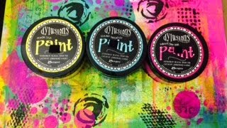 Dylusions Paints Review