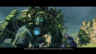 Darksiders 2 Gameplay part 19 PlayStation 4 1080p