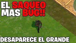 EL SAQUEO MAS BUG QUE HE HECHO!! | LAST DAY ON EARTH: SURVIVAL | Keviin22