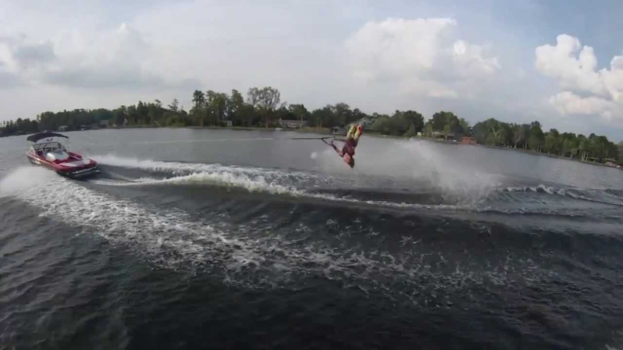 Water Ski Trick Swag Youtube