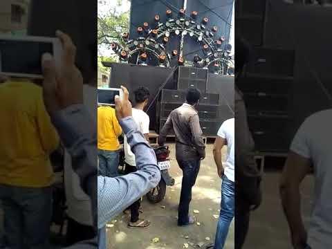 The king of pune Rijwan audio & the king of mayking DJ Abdul shivajinagar gaonthan testing time 👑