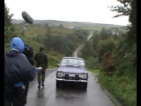WLHA film shoot at Ballygawley GAA Club thumbnail