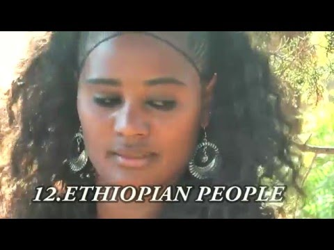 Top 10 tourist attractions in Ethiopia.