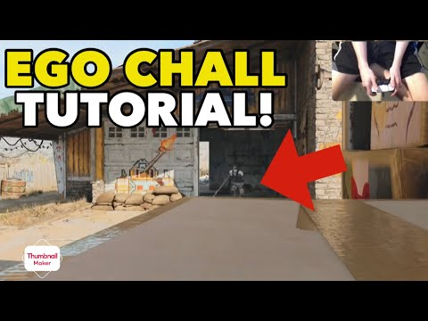 How To EGO CHALLENGE TUTORIAL In COLD WAR! (Handcam) HOW TO WIN MORE GUNFIGHTS In BLACK OPS COLD WAR
