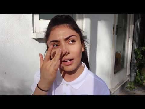 everyday high-school makeup routine 2018