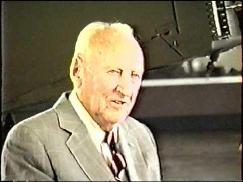 WW1 Ace George Vaughn interview
