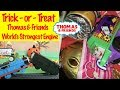 Halloween Trick-or-Treat Thomas & Friends World's Strongest Engine - Toy Trains for Kids