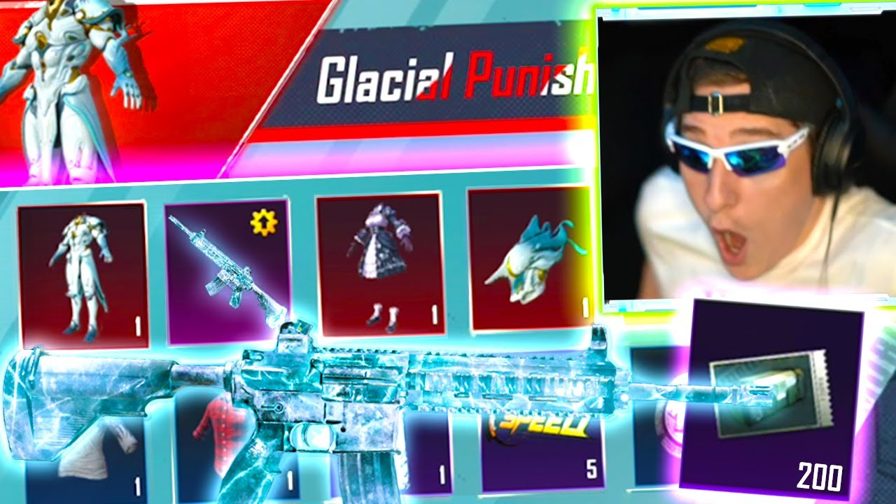 ANOTHER GLACIER M4! LUCKIEST OPENING EVER