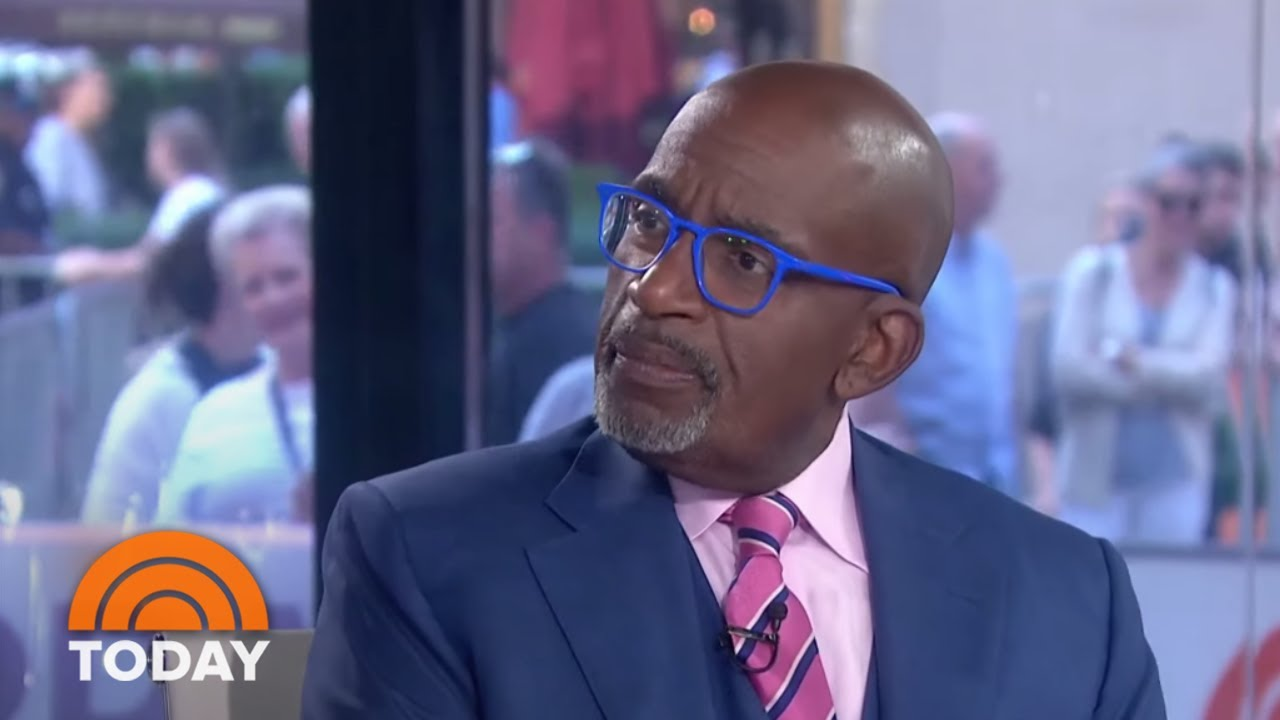 Al Roker Say's He Has Been Diagnosed With Prostate Cancer  [VIDEO]
