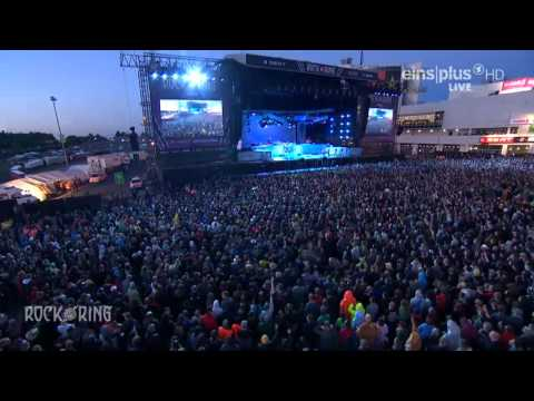 Iron Maiden  Wasted Years   Rock Am Ring 2014 HD