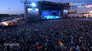 Iron Maiden - Wasted Years - Live Rock Am Ring 2014 HD