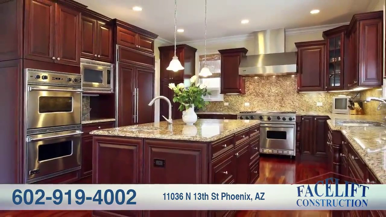 Bathroom Remodeling Phoenix Az Facelift Construction Painting General Contractor Kitchen Bathroom Remodeling Phoenix Az