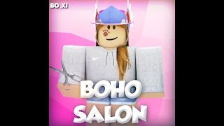 Roblox Boho Salon to Designer test All Answers