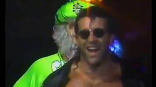 Diamond Studd & Oz vs. Tom Zenk & Big Josh [1991-09-21]