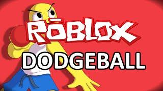 ROBLOX ► ROBLOX Dodgeball #1
