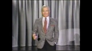 Tommy Smothers dead-on imitation of Johnny Carson - Jan 1991