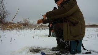 Зимняя рыбалка 2020 Один пруд по нулям второй