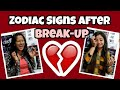 Zodiac Signs after BREAKUP || ZODIACMORE