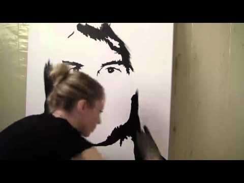 Queen  Bohemian Rhapsody  Freddie Mercury Painted by Elisabetta tone