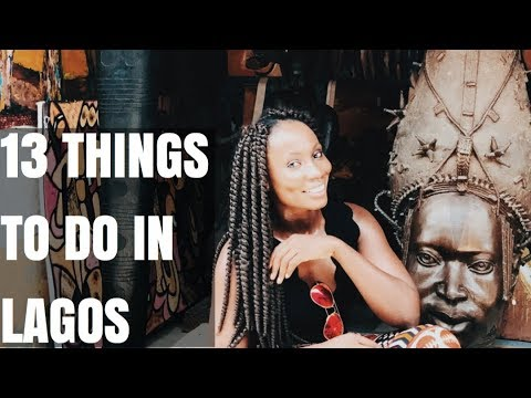 13 AMAZING THINGS IN LAGOS || NIGERIA VLOG