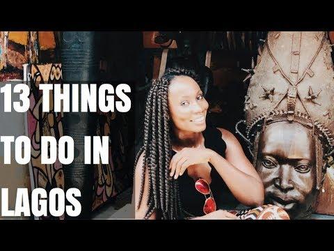 13 AMAZING THINGS TO DO IN LAGOS || NIGERIA VLOG
