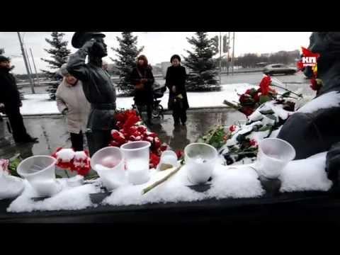В Москве чтят память погибших в Сирии пилотов