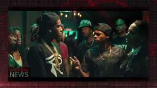 A$AP Rocky Snags Second No. 1 Album On Billboard 200