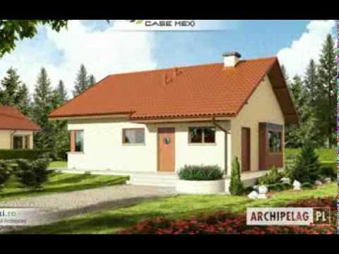 Modele case mici youtube for Modele de case mici