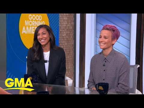 Rapinoe Press speak out after pay mediation breaks down l GMA