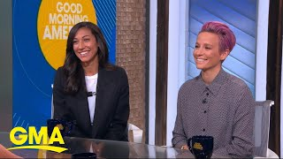 Rapinoe, Press speak out after pay mediation breaks down l GMA