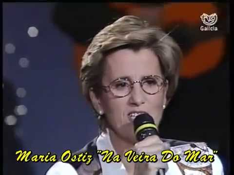Maria Ostiz ''Na Veira Do Mar'',TVG