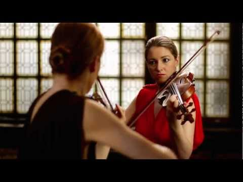 Retorica - Prokofiev: Sonata for Two Violins, Opus 56 2.Allegro
