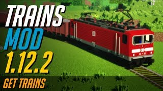 TRAINS MOD 1.12.2 minecraft - how to download and install Trains mod 1.12.2 (with forge on Windows)