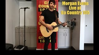 "Morgan Evans ""Kiss Somebody,"" ""Day Drunk,"" ""Dance With Me"" and ""Everything Changes"" LIVE"