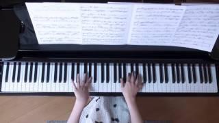 使用楽譜;美しく響くピアノソロ スタジオジブリ名曲集2、 2017年1月3日 録画 ISBN 978-4-636-90843-6、 JASRAC CODE 1412677-401.