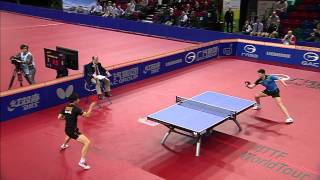 2015 German Open MS-SF Ma Long - Dimitrij Ovtcharov (full match|short form in HD)