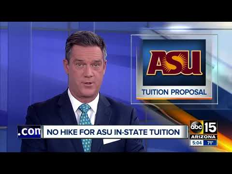 Tuition proposals released for 2018 for AZ universities
