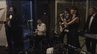 Jazz Systems - Hallelujah, I Love Him So. Джаз-кавер группа на мероприятие в СПб