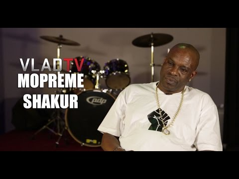 Mopreme Shakur Speaks On 2Pac's Cop Shooting Case From 1993