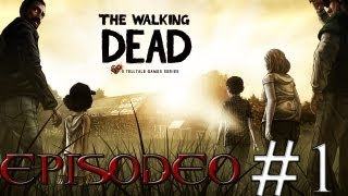 The Walking Dead Game - Ep.01 Part 01 [PT/BR] XBOX 360