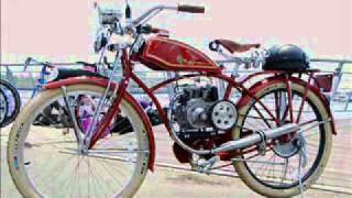 ヴィンテージバイクに憧れて原動機付自転車を作ったよ thumbnail
