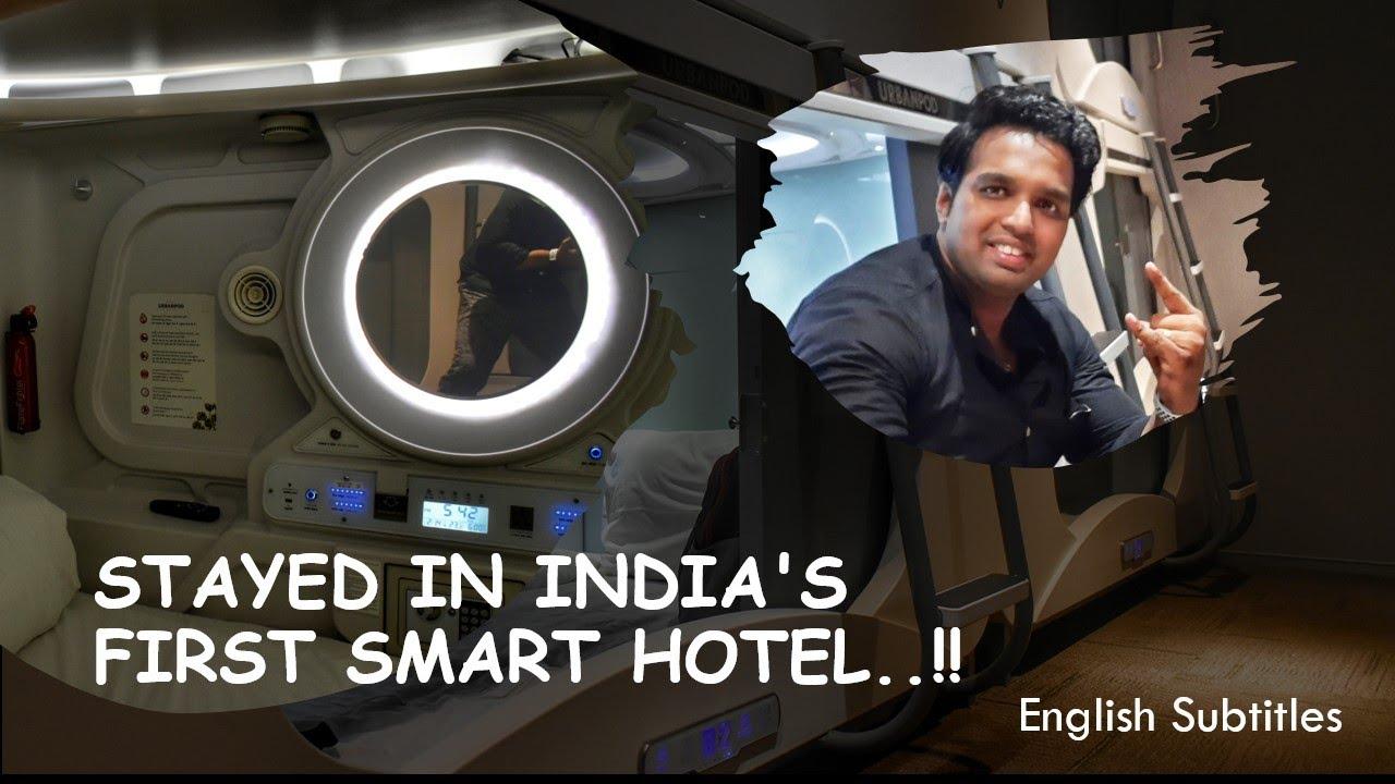 Download India's First Smart Hotel   English Subtitles   Mumbai   Part 1
