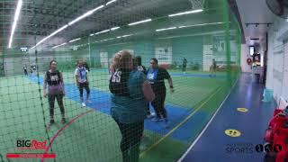 Ladies Indoor Netball