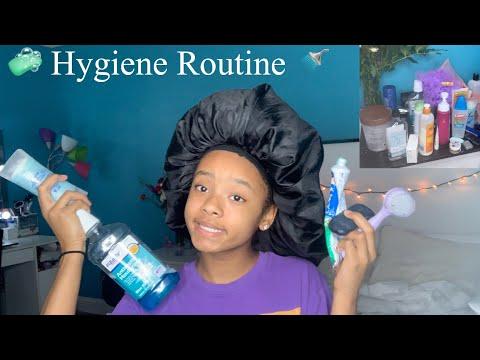My 7th Grade Hygiene Routine || AYEitsMaya •