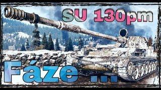 World of Tanks // Zamrznul jsem na 6 fázy :-( // SU130pm - ZDARMA?