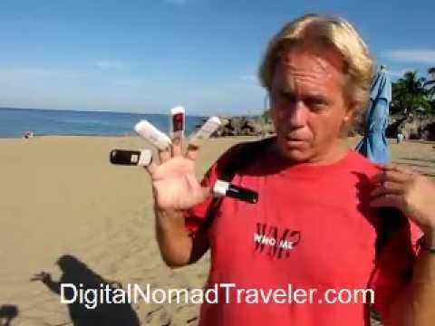 "Andy Graham ""The Most Experienced Digital Nomad Traveler on Planet Earth"""